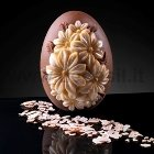 Daisies Chocolate Little Egg Mold