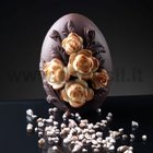 Small Roses Little Egg Chocolate Mold