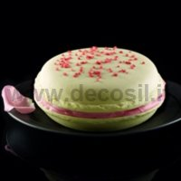 Big Macaron or Big Amaretto French Mold Linea Malizia