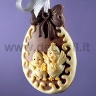 Easter Chick Ornament Mold