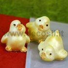 Funny chicks Chocolate Molds