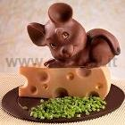 Mouse Ercole Chocolate Mold