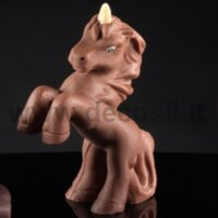 Small Rampant Unicorn mold