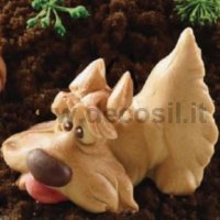 Tired Scottish Terrier Dog mold