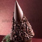 Christmas Stars flowers - Chocolate Christmas Tree Mold
