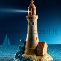 Lighthouse LINEAGUSCIO mold