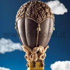 Hot-air balloon Chocolate Easter Egg Mold