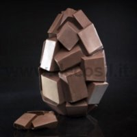 Cubes Egg mold