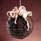 Chocolate Snow Crystals Sphere mold
