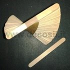 Wooden Stick for decoStick ice silicone molds