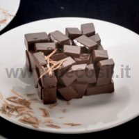 Cake Cubes single portion mold