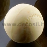 Baseball ball mold