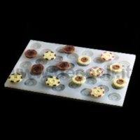 Poker Cards shaped silicone mold