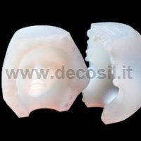 Baby small head mold Malizia Line