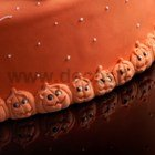 Decor Border Pumpkins mold