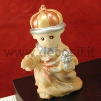 Myrrh King Balthazar Wise-man Mold