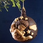 Christmas Bauble - Little Angel mold