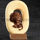 Animal Number 0 Lion Mold