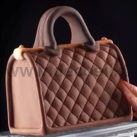 Handbag Bauletto chocolate mold