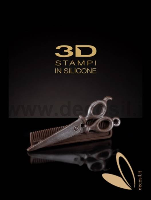 Scissors and Comb Mold