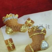 Stockings with Gift Pack mold
