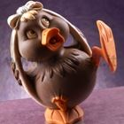 Duck Chocolate Easter Egg LINEAGUSCIO Mold