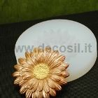 Gerbera Big Daisy two petals mold