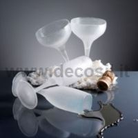 Champagne glass mold