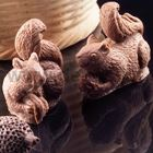 Little Squirrels Mold