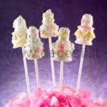 Wedding Cake cake pops mold