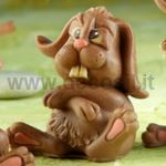Bunny mold Mirtillo