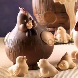 Farm Animals cake toppers chocolate molds