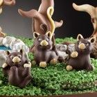 Funny Kittens - Cat chocolate molds
