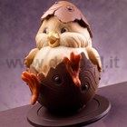 Chick Chocolate Easter Egg LINEAGUSCIO Mold
