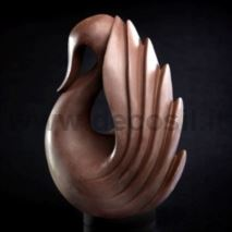 Cygnus Chocolate Easter Egg LINEAGUSCIO Mold