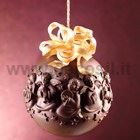 Musician Angels Chocolate Christmas Ball LINEAGUSCIO Mold