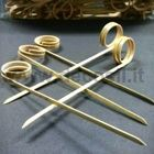 Skewers Bamboo with curl for decoStick lollipop molds