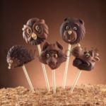 decoStick Wood Chocolate Lollies Mold