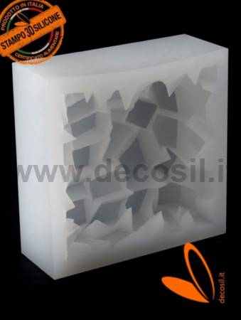 Cubes Cake mold