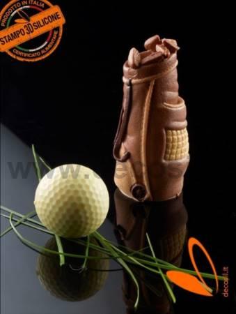 Golf Bag Mold