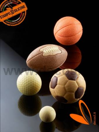 Baseball ball mold
