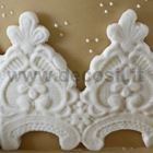 Border Spires Decor mold