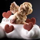 Angel Cherub Mold