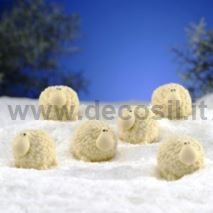 Big Funny Sheeps-shaped mold