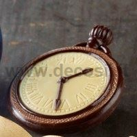 Pocket watch Mold