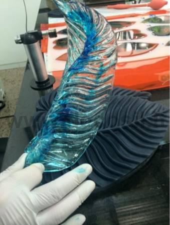 Blue coloring E133 - 25g - Azo Free