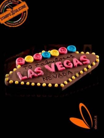 Ensign of Las Vegas silicone mold