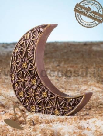 Arabic Moon mold