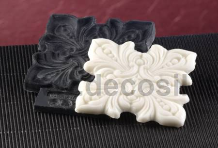 Florentine decoration mold