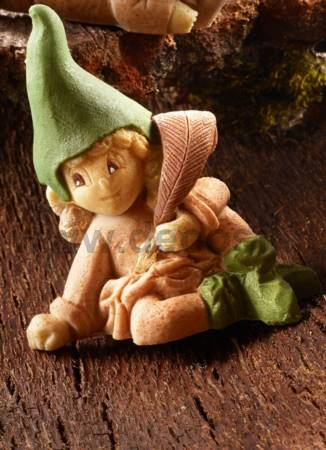Aranel the Elf with Feather mold